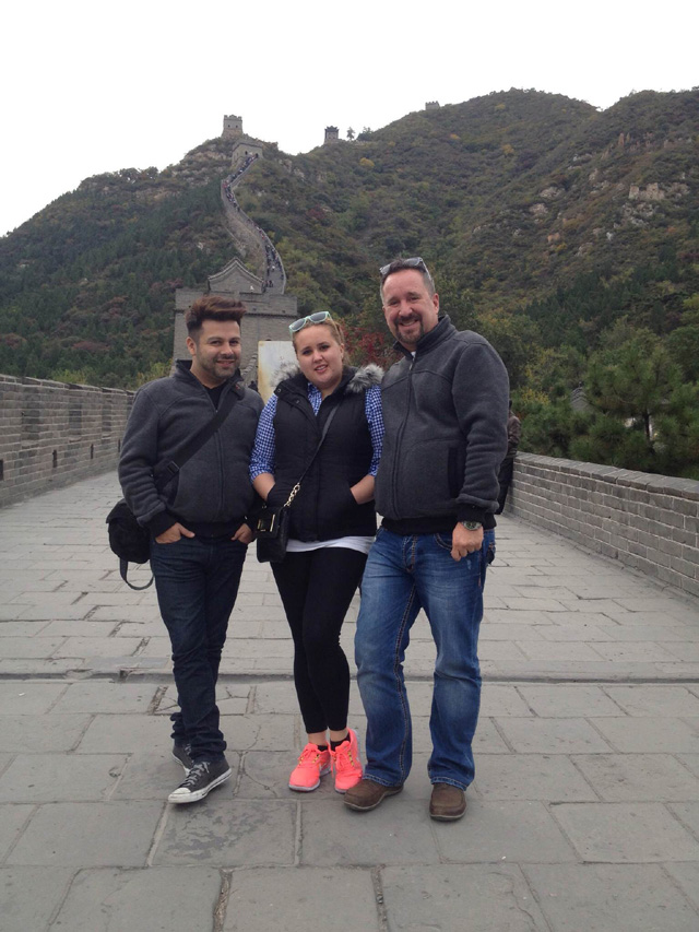 In Great Wall