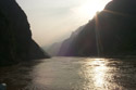 Wu Gorge in Sunrise