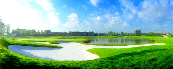 golf course shanghai